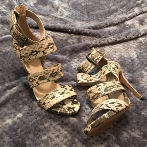 Vince Camuto high heels